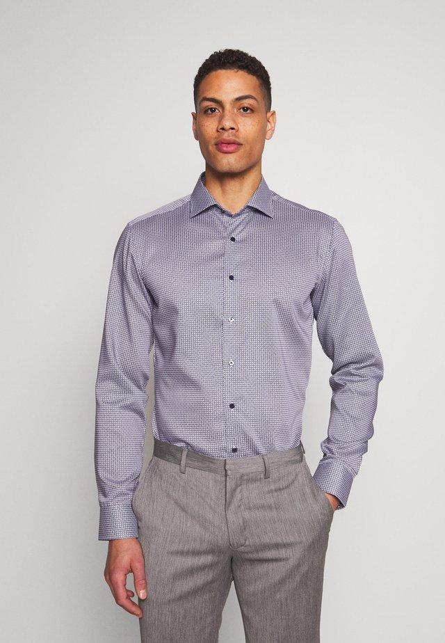 SLIM FIT - Formální košile - navy