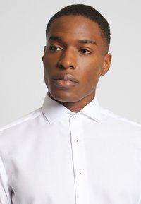 Eterna - SLIM FIT - Shirt - white - 4