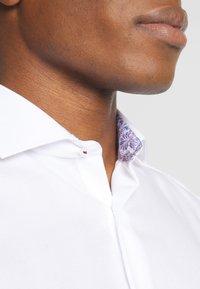 Eterna - SLIM FIT - Shirt - white - 6