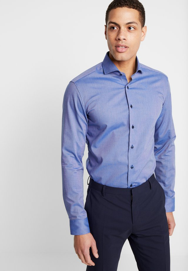 SLIM FIT HAI - Formal shirt - navy