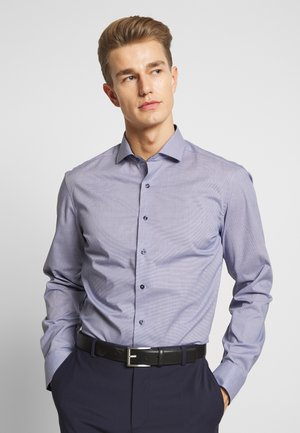 SLIM FIT - Košile - navy