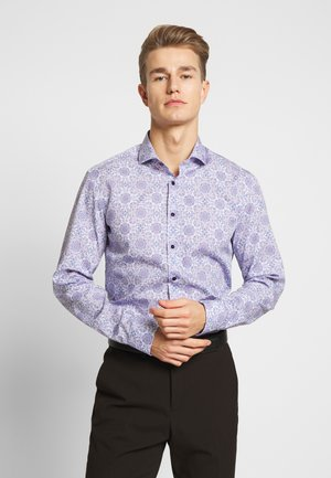 SLIM FIT HAI KRAGEN - Košile - royal