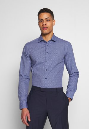 SLIM FIT CLASSIC  - Shirt - navy
