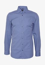 SLIM FIT CLASSIC  - Camicia - navy