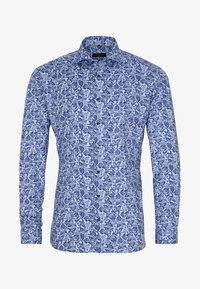 Eterna - SUPER-SLIM FIT - Overhemd - light blue - 3