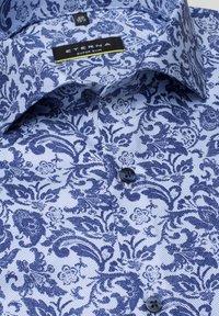 Eterna - SUPER-SLIM FIT - Overhemd - light blue - 4