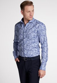 Eterna - SUPER-SLIM FIT - Overhemd - light blue - 0
