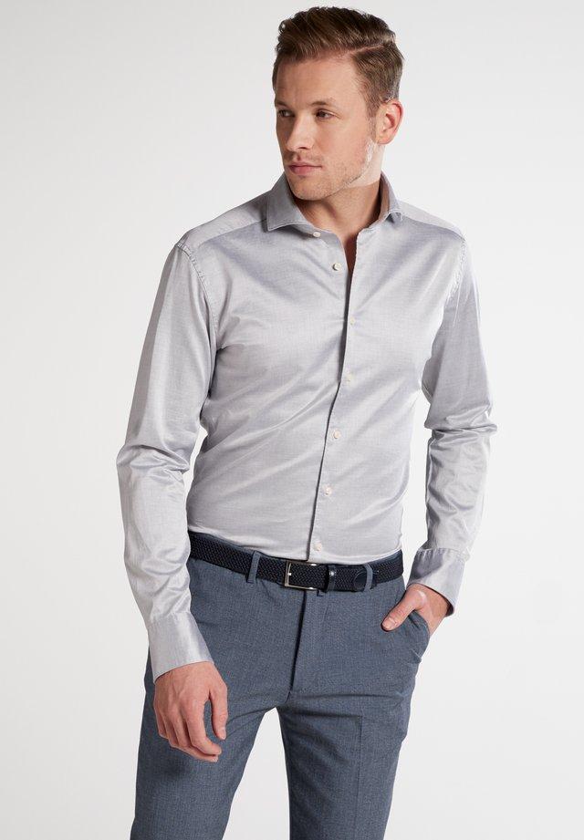 SLIM FIT - Chemise - grey