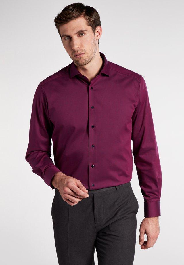 COMFORT FIT - Hemd - burgundy
