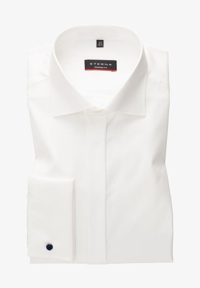 MODERN FIT - Zakelijk overhemd - beige
