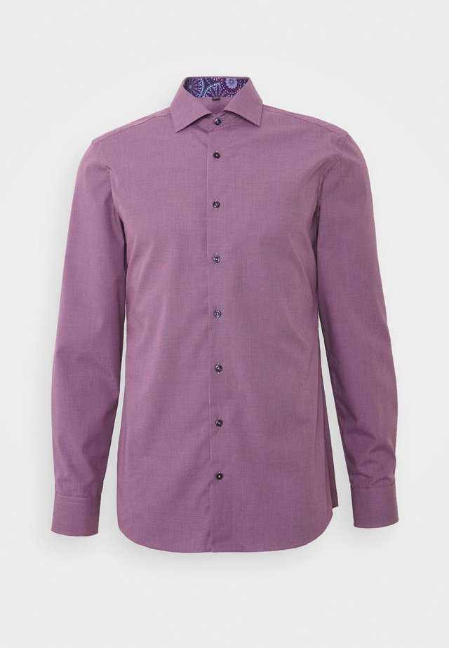 Formal shirt - bordeaux