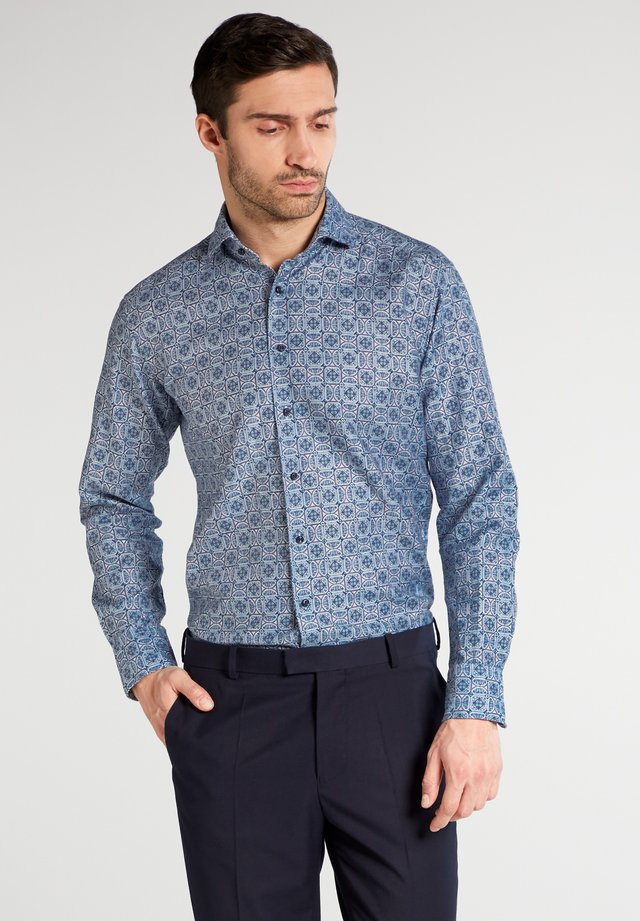 MODERN FIT - Hemd - blue