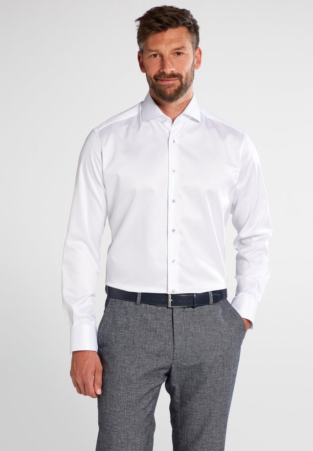 MODERN FIT - Chemise classique - weiß