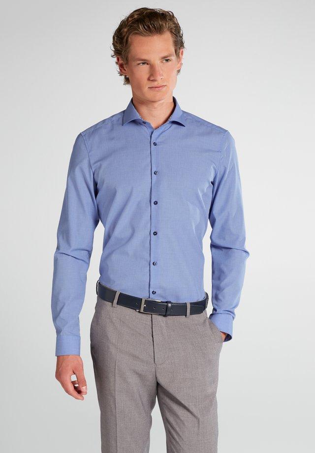 SUPER-SLIM - Overhemd - blau