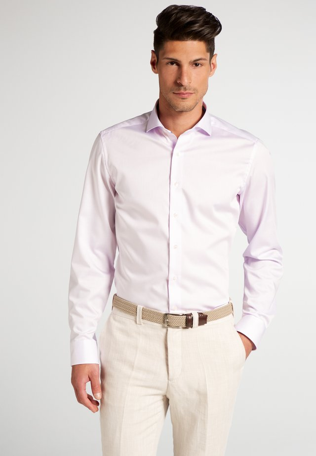 ETERNA SLIM FIT - Formal shirt - rosa