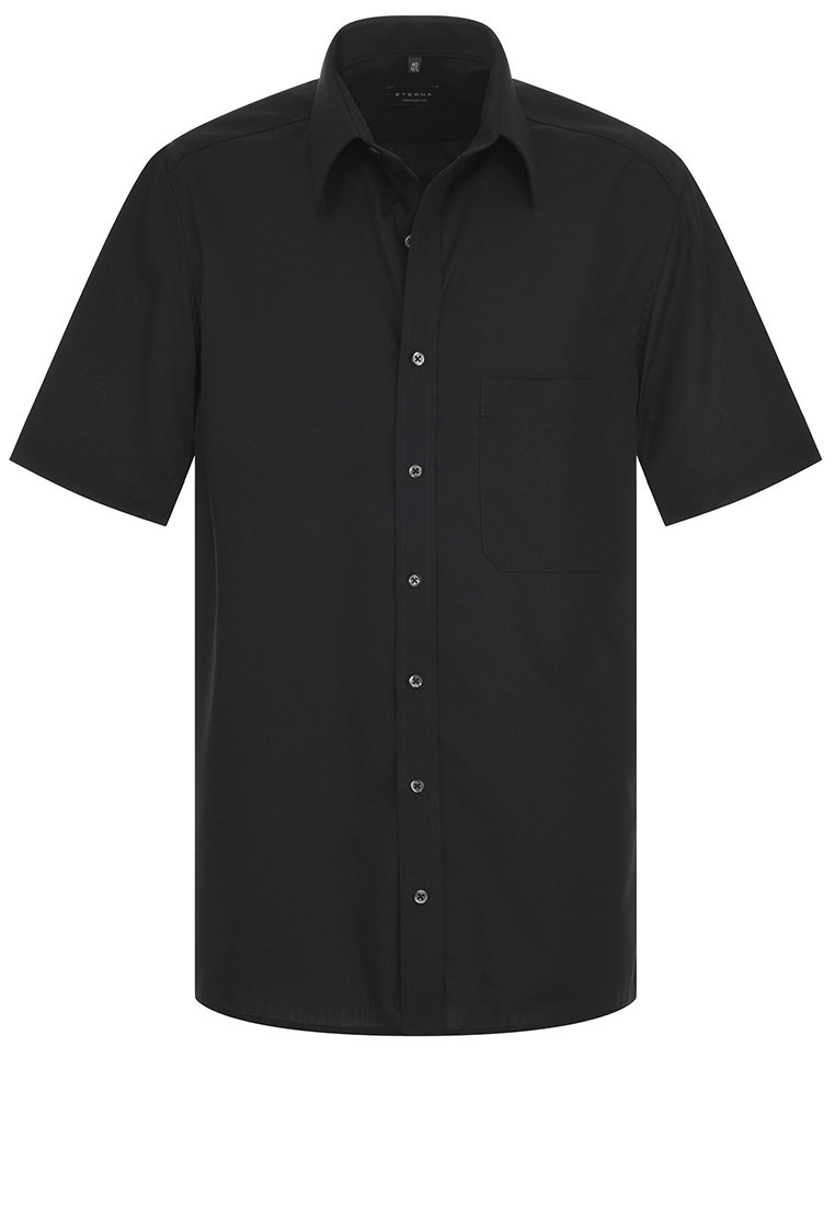 Eterna - REGULAR FIT - Shirt - schwarz