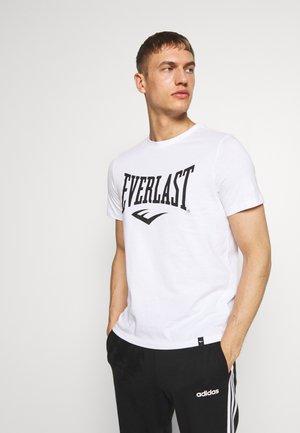 LOUIS - Print T-shirt - white