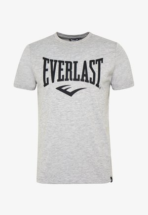 LOUIS - Print T-shirt - grey