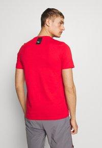 Everlast - LOUIS - T-shirt print - red - 2