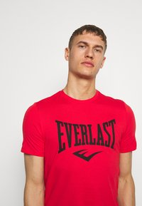 Everlast - LOUIS - T-shirt print - red - 3