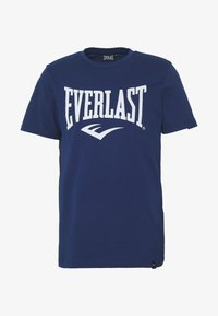 Everlast - LOUIS - Print T-shirt - navy - 5