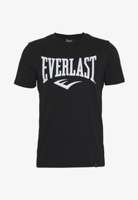 Everlast - LOUIS - Print T-shirt - black - 5