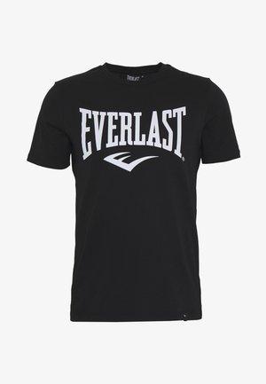 LOUIS - T-Shirt print - black