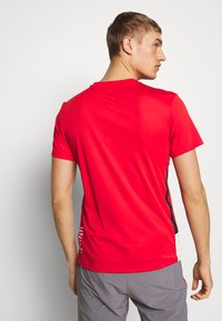 Everlast - JUMP - Print T-shirt - red - 2