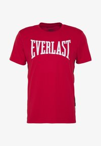 Everlast - JUMP - Print T-shirt - red - 4
