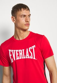 Everlast - JUMP - Print T-shirt - red - 3