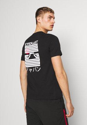 OSAKA - Print T-shirt - black