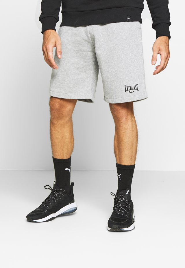LOUIS - Sports shorts - heather grey