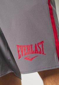 Everlast - KASHIWA - Träningsshorts - heather grey - 5