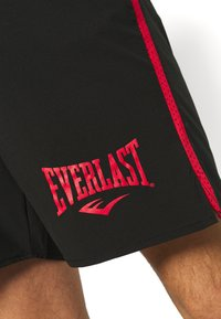 Everlast - KASHIWA - Korte sportsbukser - black - 5