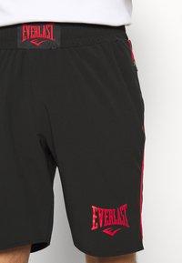 Everlast - KASHIWA - Sports shorts - black - 3