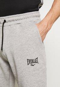 Everlast - PEP - Tracksuit bottoms - heather grey - 4