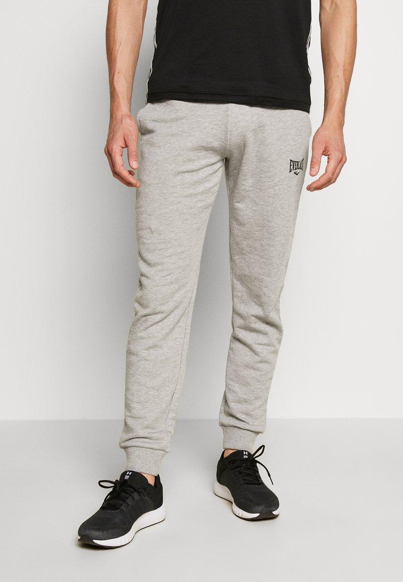 Everlast - PEP - Tracksuit bottoms - heather grey