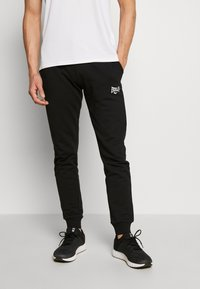 Everlast - PEP - Tracksuit bottoms - black - 0