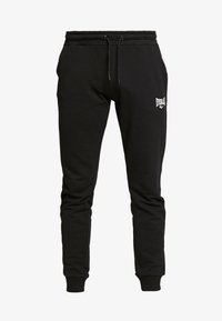 Everlast - PEP - Tracksuit bottoms - black - 3