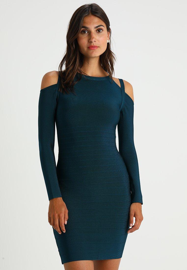 MARCIANO LOS ANGELES - Shift dress - blue opal