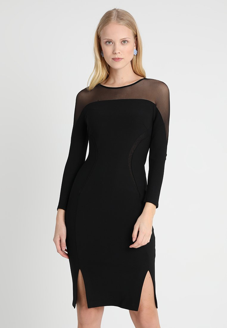 MARCIANO LOS ANGELES - GILAT DRESS - Koktejlové šaty / šaty na párty - jet black