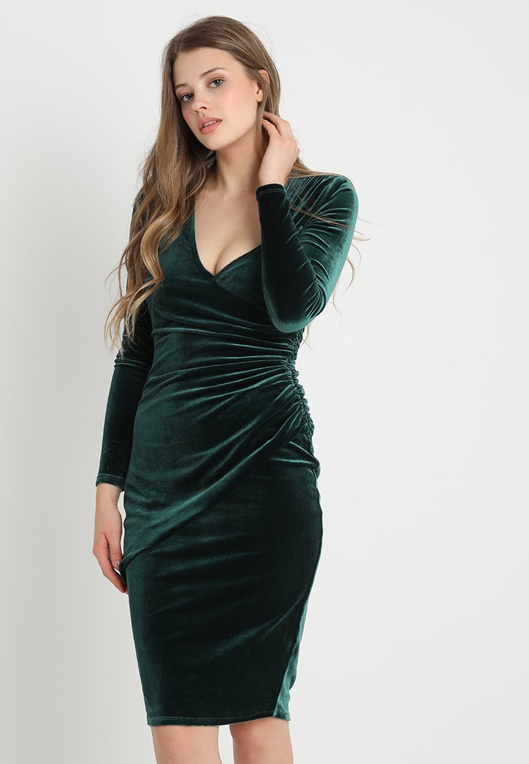 MARCIANO LOS ANGELES - THEANA DRESS - Cocktail dress / Party dress - forest pine