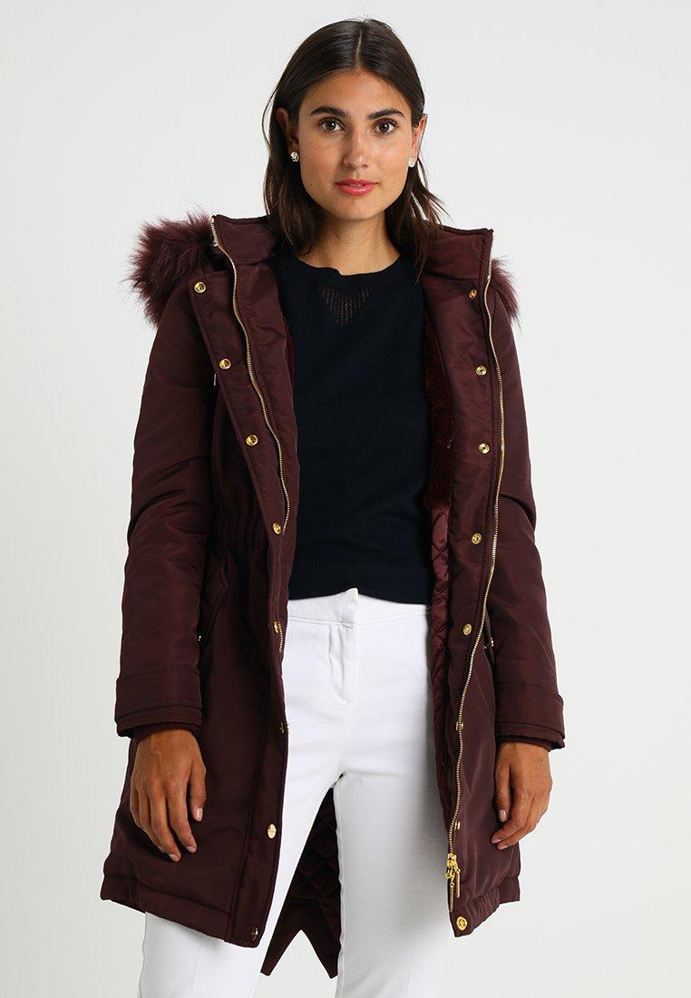 MARCIANO LOS ANGELES - LINZY  - Winter coat - bordeaux