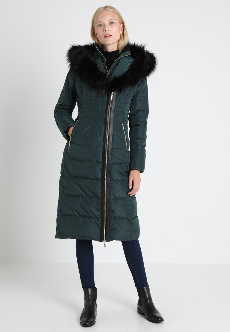 MARCIANO LOS ANGELES - NOELLA PUFFER - Winter coat - forest pine