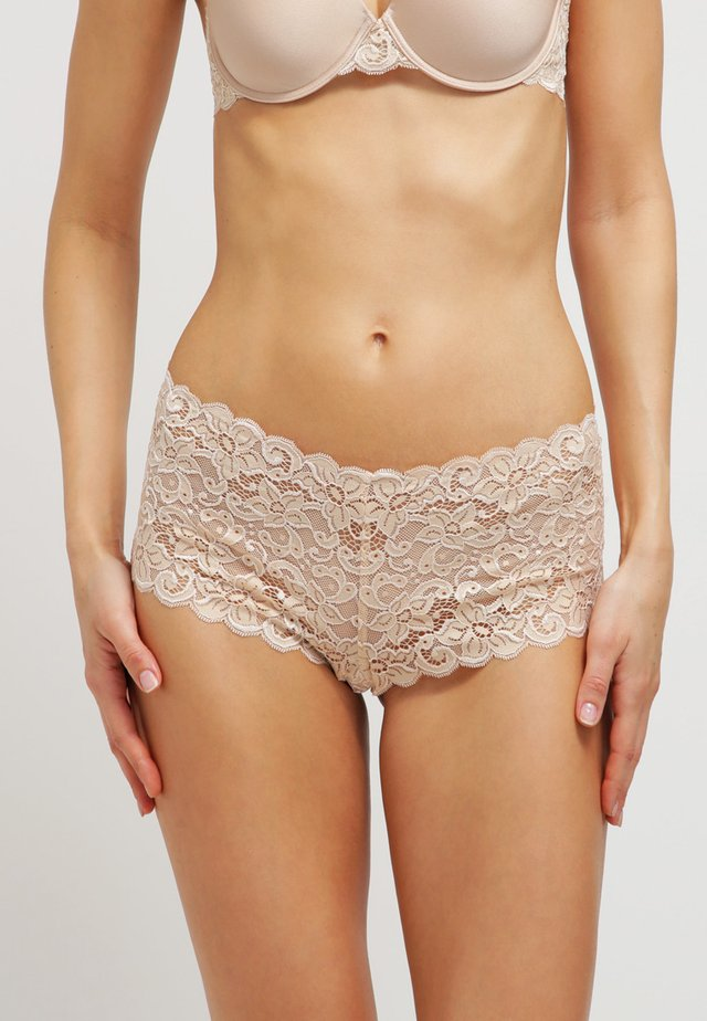 MOMENTS - Pants - skin