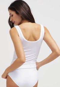 Hanro - TOUCH FEELING - Hemd - white - 2