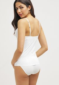 Hanro - ALLURE - Hemd - off white - 2