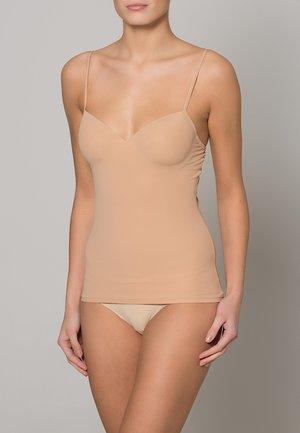 ALLURE - Hemd - nude