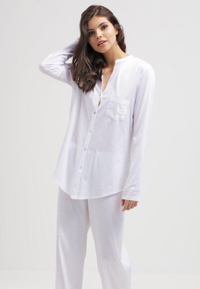 COTTON DELUXE SET - Pyjamas - white