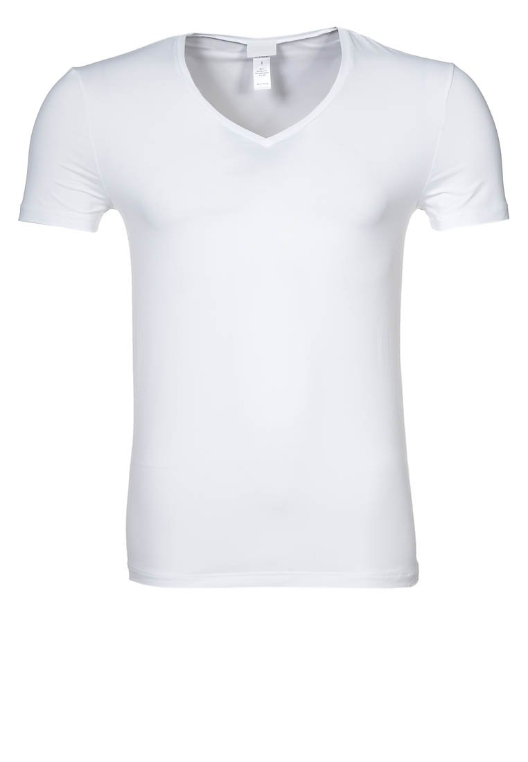 V Hanro White Micro Touch shirtCaraco 1cFul3KJT5